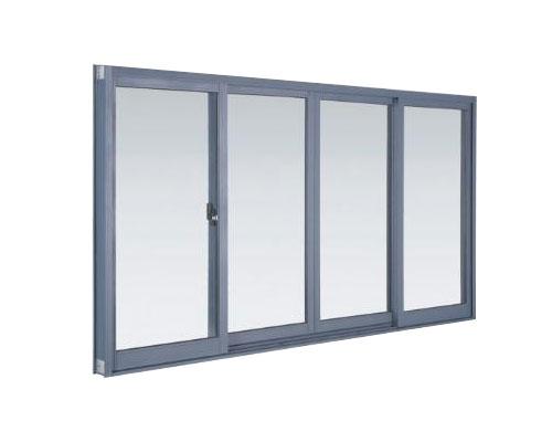 ZT90-1节能注胶推拉窗