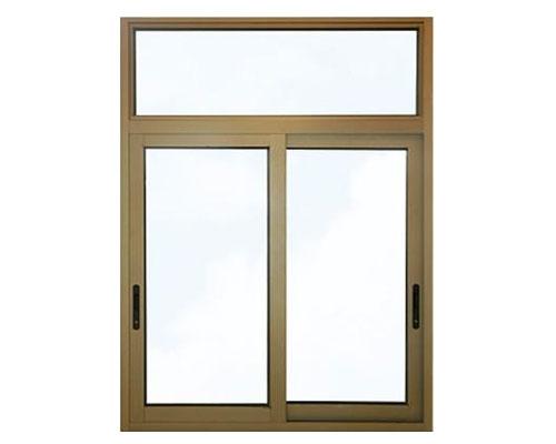 LY60节能推拉窗